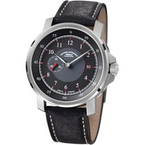 Mühle Glashütte Steel M1-25-63-LB new United States of America, Florida, Tarpon Springs