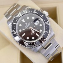 Rolex Sea-Dweller Steel 43mm Black No numerals United States of America, Virginia, Arlington