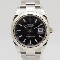 Rolex 126334 Сталь 2019 Datejust 41mm новые