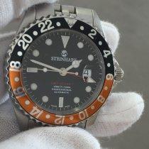 Steinhart 钢 42mm 自动上弦 S 02 05 二手