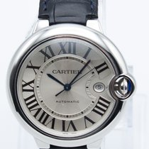 Cartier Ballon Bleu 42mm Steel 42mm Silver Roman numerals United States of America, Georgia, ATLANTA