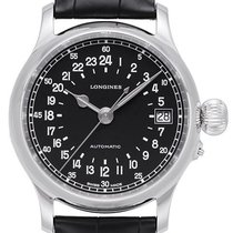 Longines Twenty-Four Hours L2.751.4.53.4 2019 new