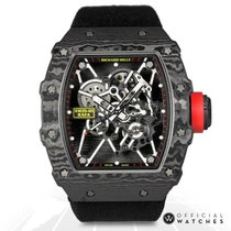 Richard Mille Carbon 49mm Manual winding RM 035 pre-owned United Kingdom, London