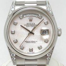 Rolex Day-Date 118296 Oyster perpetual Day-date 2003 rabljen
