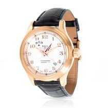 Ball Trainmaster Cleveland Express Rose gold 41mm Silver Arabic numerals United States of America, New York, New York
