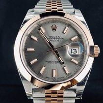Rolex 126301 Or/Acier 2020 Datejust II 41mm nouveau
