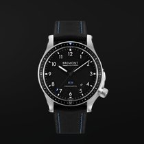 Bremont Boeing Steel 43mm Black Arabic numerals