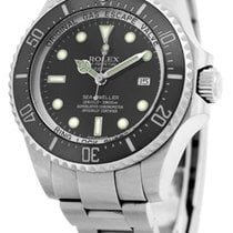 "Rolex ""Sea-Dweller DEEPSEA""."