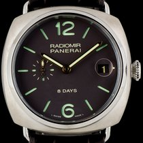 Panerai Radiomir 8 Days Titan 45mm Brun