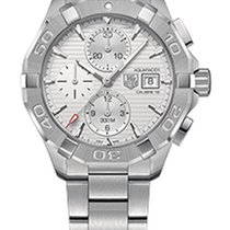 TAG Heuer Aquaracer 300M CAY2111.BA0927 - TAG HEUER Automatic Chronograph 43mm new