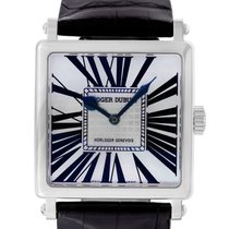 Roger Dubuis Or blanc 37mm Remontage automatique DBGS0322 occasion