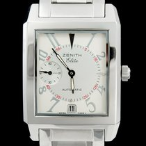 Zenith Port Royal Acier 31mm Gris Arabes