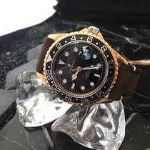 Steinhart Steel Automatic Black 42mm new Ocean 1