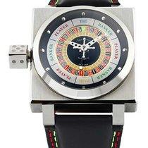 Azimuth King Casino Auto Swiss Watch 3d Roulette &...
