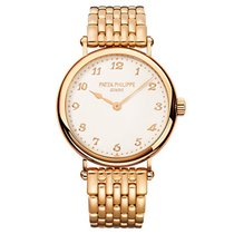 Patek Philippe Calatrava Or rose 34.6mm Arabes