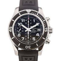 Breitling Superocean Chronograph 42 Black Dial