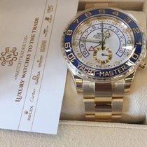 Rolex Yacht-Master II New Hands September 2017