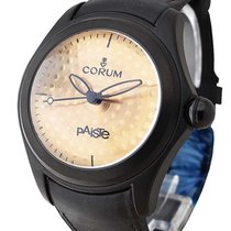 Corum 110.310.98/0061 PA01R Bubble XL 47mm Automatic in Steel...