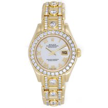 Rolex Lady-Datejust Pearlmaster 69298/80298 pre-owned