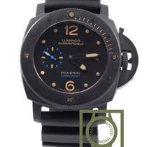 Panerai Luminor Submersible 1950 3 Days Automatic Carbon 47mm Black