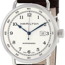 Hamilton Khaki Navy Pioneer new 43mm Steel