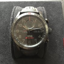 Oris Audi Sport new 2018 Automatic Chronograph Watch with original box and original papers 01 778 7661 7784-Set LS