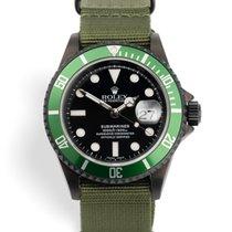 Rolex 16610LV Acero 2006 Submariner Date 40mm usados