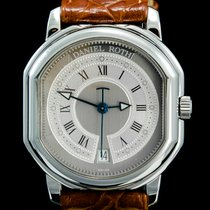 Daniel Roth Steel Automatic Grey Roman numerals 35mm pre-owned