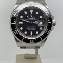 Rolex Sea-Dweller Acier 43mm Noir Sans chiffres France, Paris