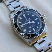 Rolex Submariner (No Date) 5513 1976 usato