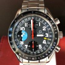 Omega 3520.53.00 Staal 2006 Speedmaster Day Date 39mm tweedehands