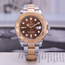 Rolex Yacht-Master 40 劳力士116621 Very good Rose gold Automatic