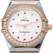 Omega Constellation Ladies 1368.73.00 2002 occasion
