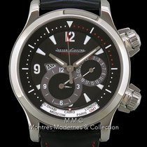 Jaeger-LeCoultre Master Compressor Geographic Acero 41mm Negro