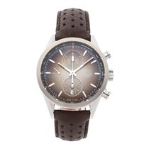 TAG Heuer Carrera Calibre 1887 Steel 41mm Brown No numerals United States of America, Pennsylvania, Bala Cynwyd