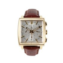 TAG Heuer Monaco CW5140 Good Yellow gold 38mm Automatic