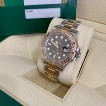 Rolex Yacht-Master 40 Steel 40mm Brown No numerals United States of America, Florida, Miami