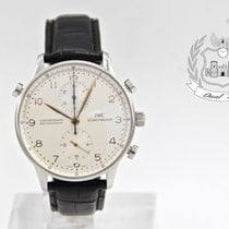 IWC Portuguese Chronograph IW3712 2005 pre-owned