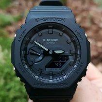 Casio G-Shock Zeljezo 48.5mm Crn Bez brojeva