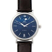 IWC Portofino Automatic Steel 40.0mm Blue United States of America, California, San Mateo