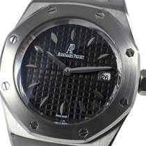 Audemars Piguet 67620ST.OO.D002CA.01 Steel 2012 Royal Oak Lady 33mm pre-owned