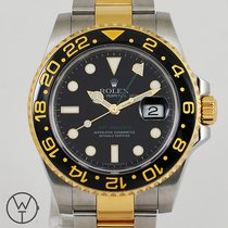 Rolex GMT-Master II 116713LN 2007 pre-owned