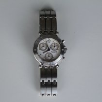 Pequignet Staal 35mm Quartz 1311413 tweedehands Nederland, Strijen