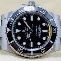 Rolex Submariner (No Date) 114060 2020 novo