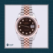 Rolex Datejust II 126331 Ny Roséguld 41mm Automatisk