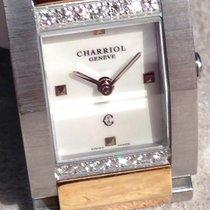 Charriol Gold/Steel 20mm Quartz MA 410 864 new