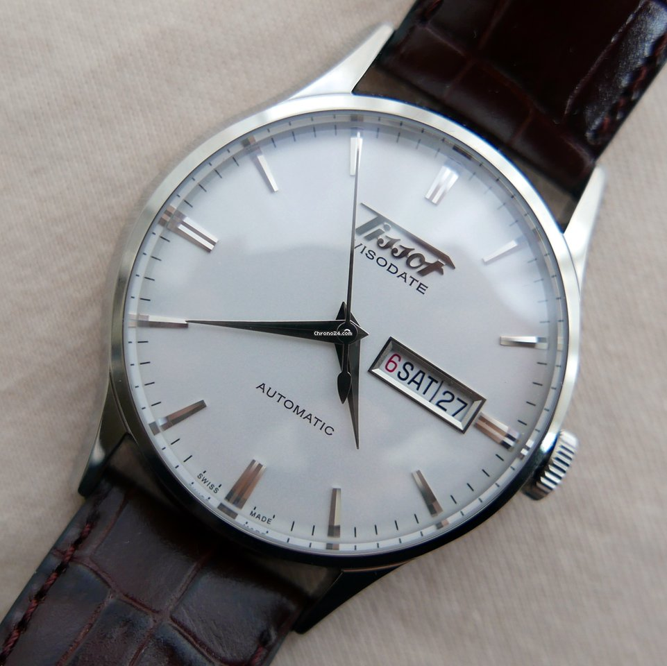 Tissot Visodate Day-Date for  516 for sale from a Trusted Seller on Chrono24 a080f36edd