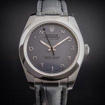 Rolex MILGAUSS Hebrew Edition by EMBER watches