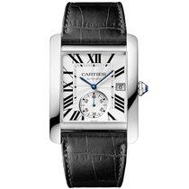 Cartier Men's Tank MC Stainless Steel Watch