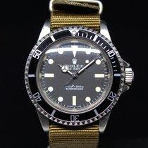 Rolex Submariner 5513 from 1966
